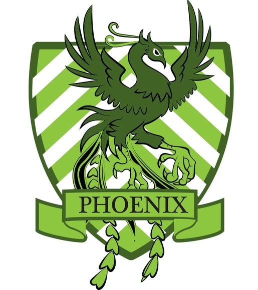 Phoenix transparent logo